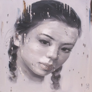 Phuong Quoc Tri , portrait of lady